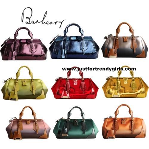 86b0268db8c0 Burberry Prorsum Blaze in Metallic handbags-Just For Trendy Girls ...