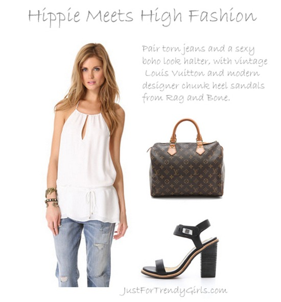 Modern Hippie Fashion
